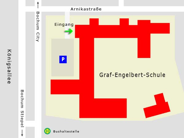 Graf-Engelbert-Schule 위치